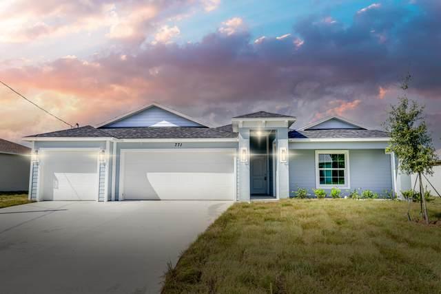 771 SW Abode Avenue, Port Saint Lucie, FL 34953 (MLS #RX-10742640) :: The Paiz Group