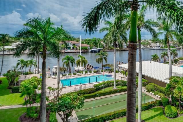 3300 S Ocean Boulevard 520-C, Highland Beach, FL 33487 (#RX-10743895) :: Posh Properties