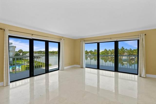 3501 S Ocean Boulevard #307, South Palm Beach, FL 33480 (#RX-10744573) :: IvaniaHomes | Keller Williams Reserve Palm Beach