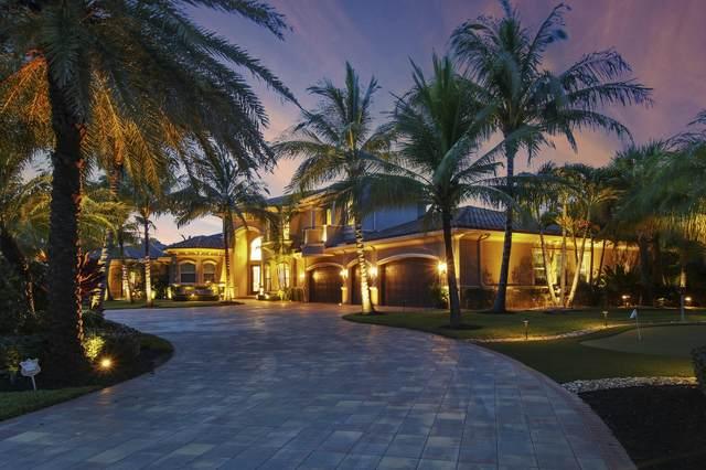 11093 Lynwood Palm Way, Palm Beach Gardens, FL 33412 (MLS #RX-10744646) :: Castelli Real Estate Services