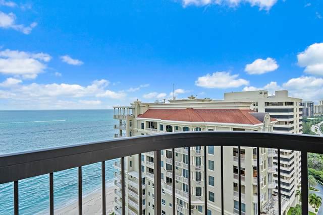5380 N Ocean Drive N 19-A, Singer Island, FL 33404 (#RX-10745640) :: IvaniaHomes | Keller Williams Reserve Palm Beach