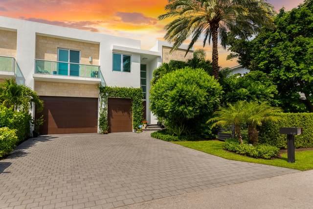 1011 Bucida Road, Delray Beach, FL 33483 (MLS #RX-10745769) :: Castelli Real Estate Services
