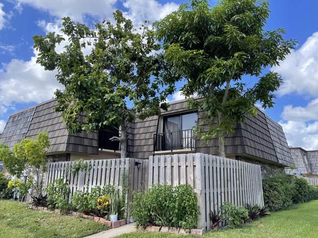 1704 Forest Lakes Circle #B, West Palm Beach, FL 33406 (#RX-10746177) :: Michael Kaufman Real Estate