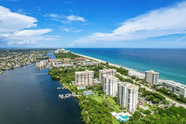 2003 N Ocean Boulevard #405, Boca Raton, FL 33431 (#RX-10746494) :: IvaniaHomes | Keller Williams Reserve Palm Beach