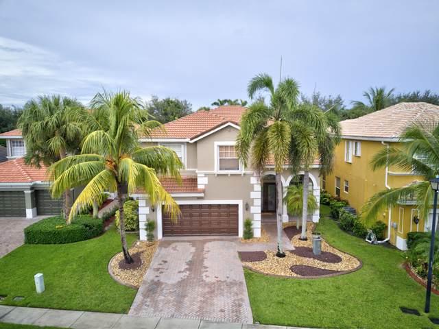 11101 Laurel Walk Road, Wellington, FL 33449 (MLS #RX-10746856) :: Berkshire Hathaway HomeServices EWM Realty