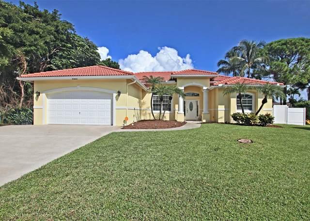 4601 Windswept Pines Court, Tequesta, FL 33469 (#RX-10747261) :: Posh Properties