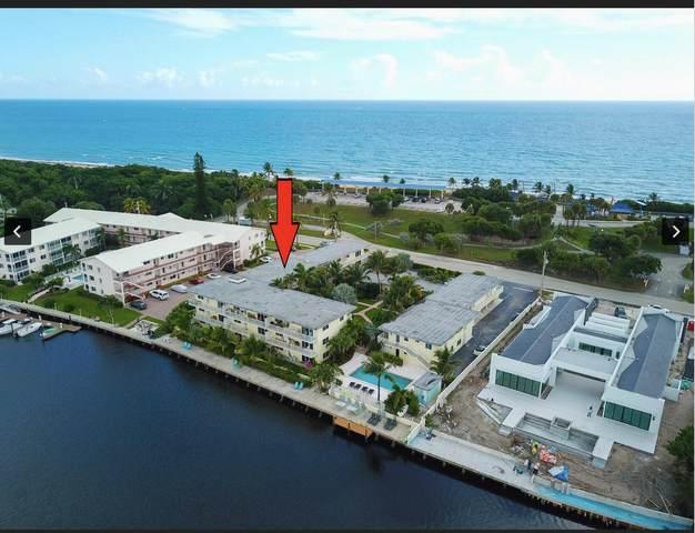 6520 N Ocean Boulevard #23, Ocean Ridge, FL 33435 (#RX-10747413) :: IvaniaHomes | Keller Williams Reserve Palm Beach