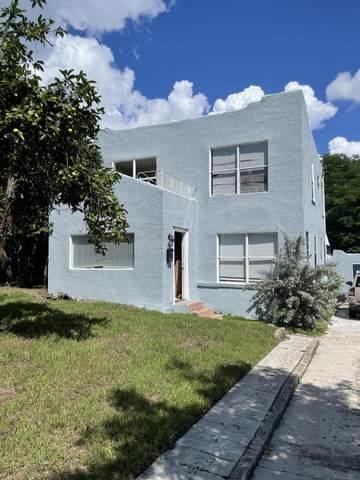 823 33rd Street, West Palm Beach, FL 33407 (#RX-10747518) :: The Rizzuto Woodman Team