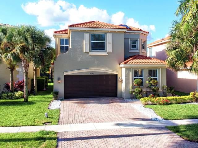 9182 Dupont Place, Wellington, FL 33414 (MLS #RX-10748117) :: Castelli Real Estate Services