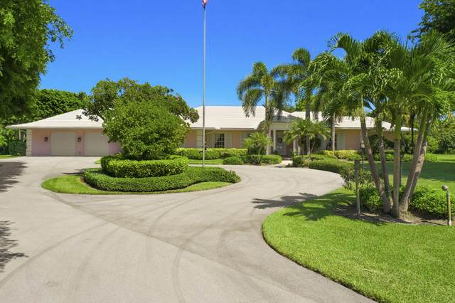19 Country Road S, Village of Golf, FL 33436 (#RX-10748204) :: Posh Properties