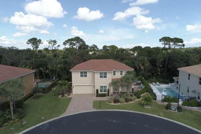 1633 SW Gopher Trail, Palm City, FL 34990 (#RX-10748303) :: Baron Real Estate