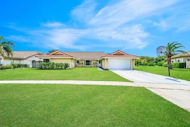11540 Island Lakes Lane, Boca Raton, FL 33498 (#RX-10748470) :: Baron Real Estate
