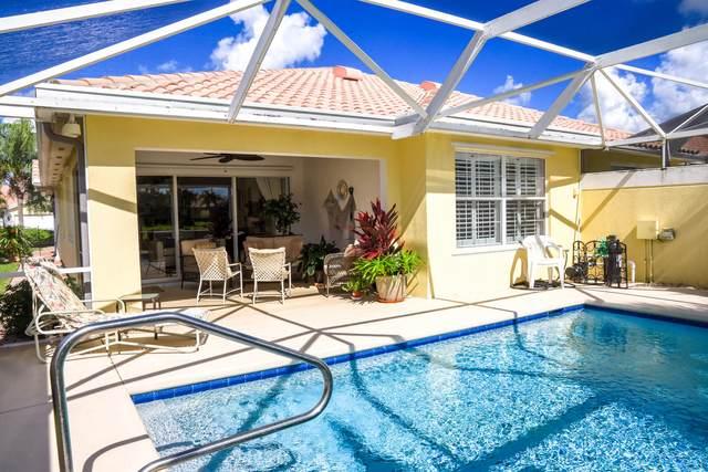 10476 SW Stratton Drive, Port Saint Lucie, FL 34987 (#RX-10750969) :: Baron Real Estate