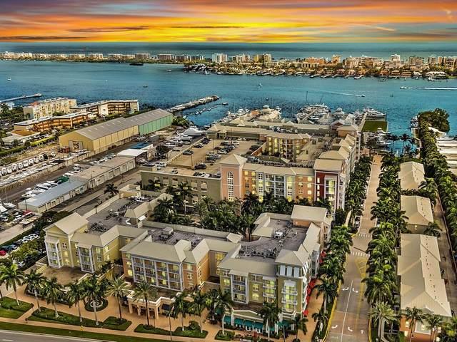 806 E Windward Way #423, Lantana, FL 33462 (#RX-10751154) :: Posh Properties