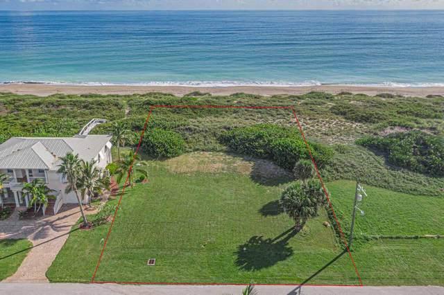 1912 Surfside Drive, Fort Pierce, FL 34949 (MLS #RX-10751249) :: Castelli Real Estate Services