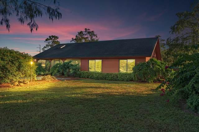 16888 W Goldcup Drive, The Acreage, FL 33470 (#RX-10751884) :: Heather Towe | Keller Williams Jupiter