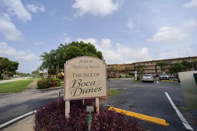 9300 SW 8th Street #223, Boca Raton, FL 33428 (MLS #RX-10752498) :: The Teri Arbogast Team at Keller Williams Partners SW
