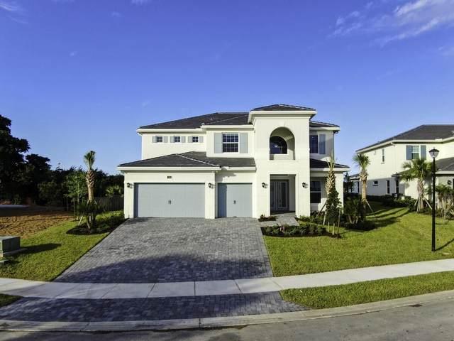 1280 NE Langford Lane, Jensen Beach, FL 34957 (#RX-10753890) :: Baron Real Estate