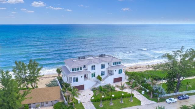 5003 Old Ocean Boulevard, Ocean Ridge, FL 33435 (#RX-10229265) :: Weichert, Realtors® - True Quality Service