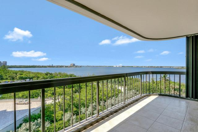 5380 N Ocean Drive 6-A, Singer Island, FL 33404 (#RX-10367725) :: The Reynolds Team/Treasure Coast Sotheby's International Realty