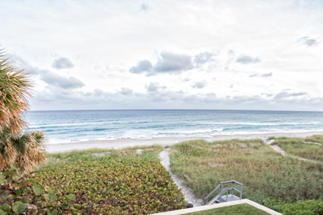 2175 S Ocean Boulevard Th-2, Delray Beach, FL 33483 (MLS #RX-10411135) :: Berkshire Hathaway HomeServices EWM Realty