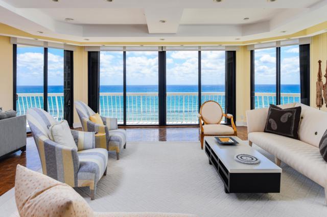 2100 S Ocean Boulevard 408N, Palm Beach, FL 33480 (#RX-10430148) :: Ryan Jennings Group