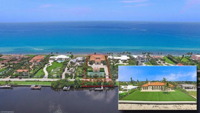 1160 S Ocean Boulevard, Manalapan, FL 33462 (#RX-10437103) :: Weichert, Realtors® - True Quality Service