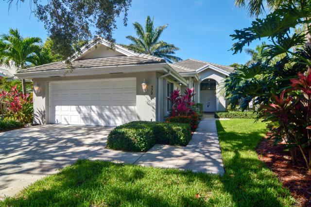 172 Hampton Circle, Jupiter, FL 33458 (MLS #RX-10439172) :: Castelli Real Estate Services
