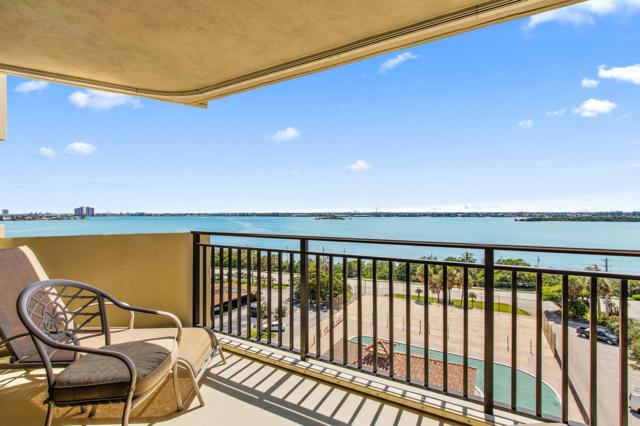 5460 N Ocean Drive 7-D, Singer Island, FL 33404 (#RX-10446540) :: Ryan Jennings Group