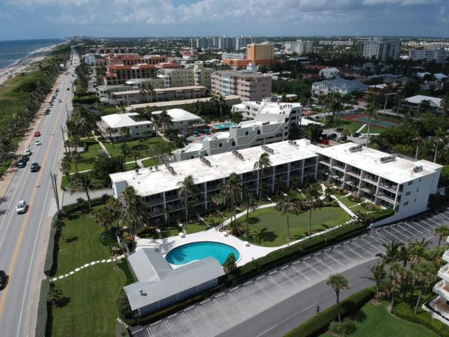 150 N Ocean Boulevard W-22, Delray Beach, FL 33483 (#RX-10455816) :: Ryan Jennings Group