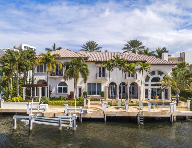 2640 S Ocean Boulevard, Highland Beach, FL 33487 (#RX-10493857) :: Harold Simon | Keller Williams Realty Services