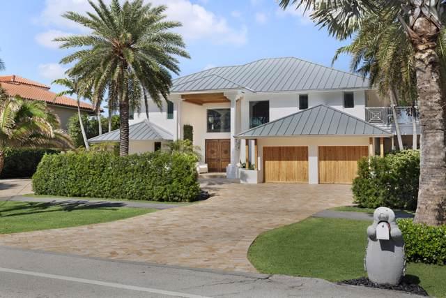 2540 S Ocean Boulevard, Highland Beach, FL 33487 (MLS #RX-10524814) :: Castelli Real Estate Services