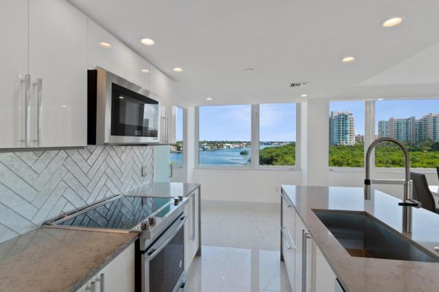 3912 S Ocean Boulevard #605, Highland Beach, FL 33487 (#RX-10534237) :: Weichert, Realtors® - True Quality Service