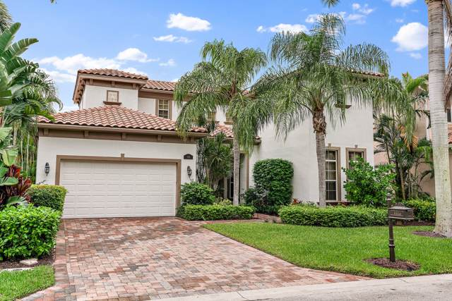 113 Siesta Way, Palm Beach Gardens, FL 33418 (#RX-10534300) :: Ryan Jennings Group