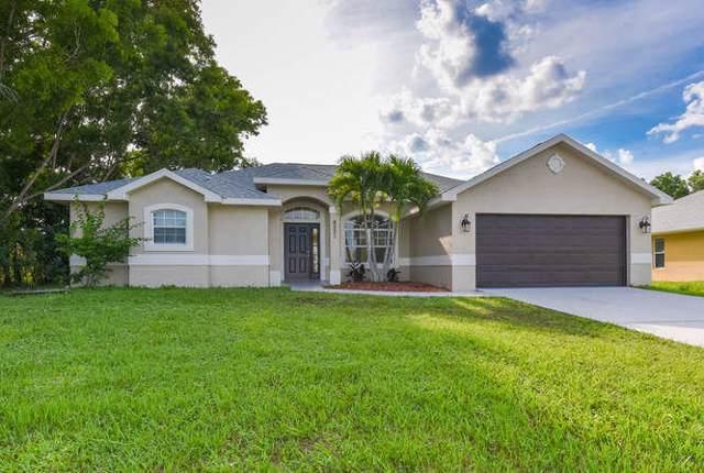 6531 NW Chugwater Circle, Port Saint Lucie, FL 34983 (#RX-10557271) :: Ryan Jennings Group