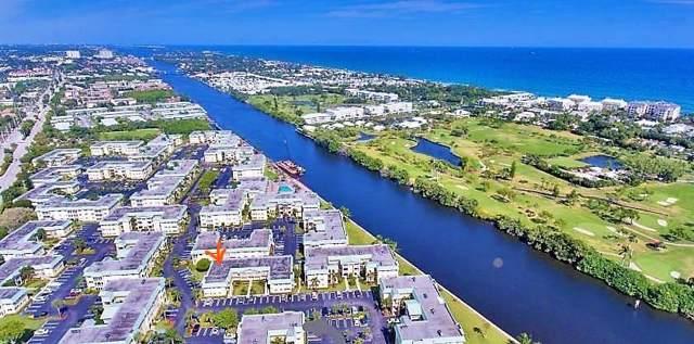 19 Colonial Club Drive #101, Boynton Beach, FL 33435 (#RX-10559689) :: Ryan Jennings Group