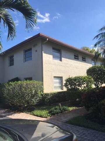 14823 Cumberland Drive #208, Delray Beach, FL 33446 (#RX-10561484) :: Ryan Jennings Group