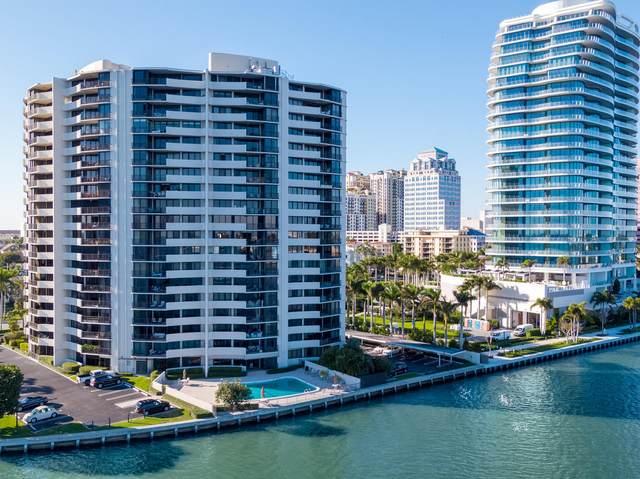 1200 S Flagler Drive #403, West Palm Beach, FL 33401 (MLS #RX-10566722) :: Berkshire Hathaway HomeServices EWM Realty