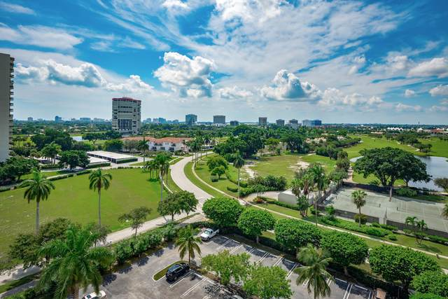 2400 Presidential Way #1004, West Palm Beach, FL 33401 (#RX-10569626) :: Ryan Jennings Group
