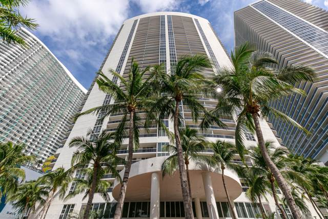 1800 S Ocean Drive #2705, Hallandale Beach, FL 33009 (MLS #RX-10573602) :: Castelli Real Estate Services