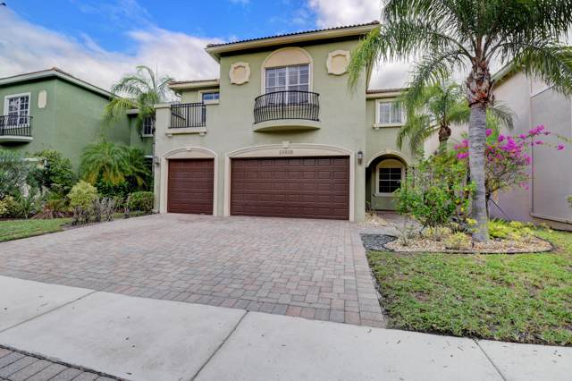 10808 Lake Wynds Court, Boynton Beach, FL 33437 (#RX-10574313) :: Ryan Jennings Group