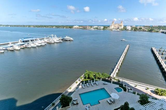 622 N Flagler Drive #701, West Palm Beach, FL 33401 (#RX-10574429) :: Ryan Jennings Group
