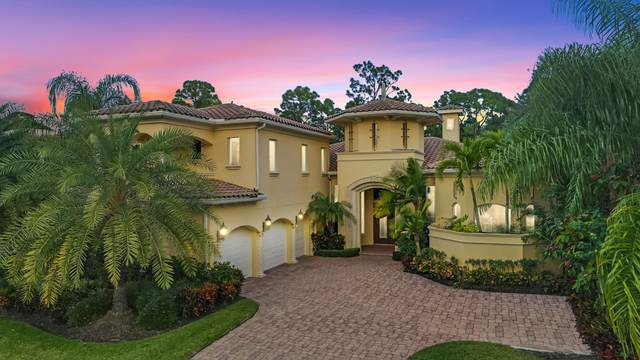 130 Via Quantera, Palm Beach Gardens, FL 33418 (#RX-10574777) :: Ryan Jennings Group