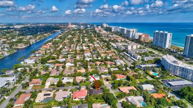 812 Sevilla Drive, Boca Raton, FL 33432 (MLS #RX-10578960) :: Berkshire Hathaway HomeServices EWM Realty