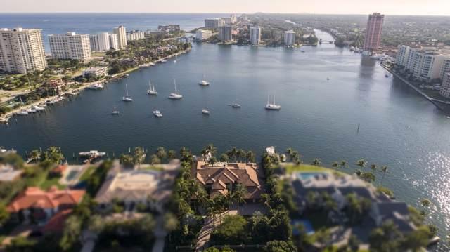 710 Lake Drive, Boca Raton, FL 33432 (MLS #RX-10579389) :: Laurie Finkelstein Reader Team
