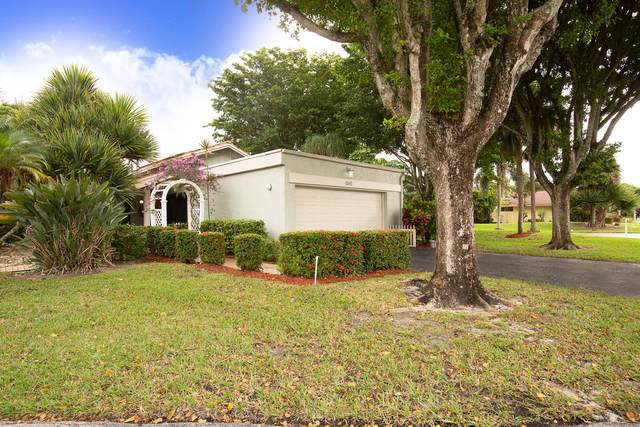 5541 Ainsley Court, Boynton Beach, FL 33437 (#RX-10588709) :: Ryan Jennings Group