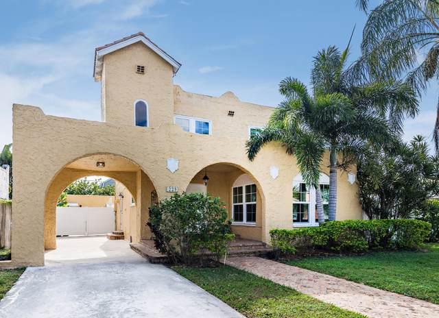 229 Fordham Drive, Lake Worth Beach, FL 33460 (#RX-10589540) :: Ryan Jennings Group