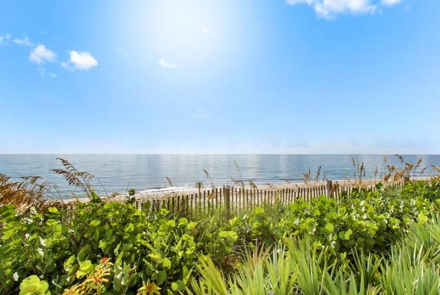 5510 N Ocean Drive 16D, Singer Island, FL 33404 (#RX-10590341) :: Posh Properties