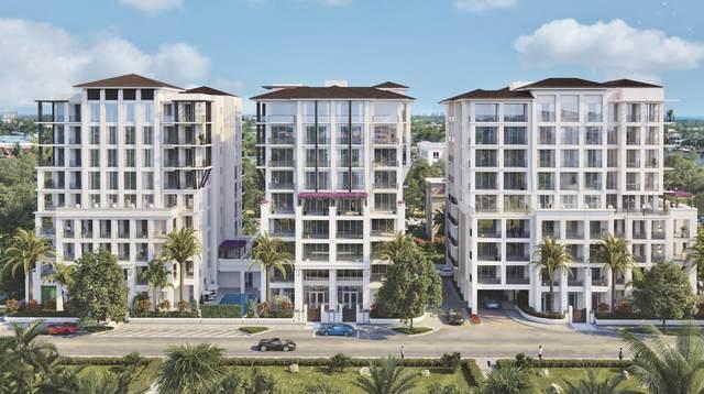 475 E Royal Palm Road #701, Boca Raton, FL 33432 (#RX-10591684) :: Posh Properties