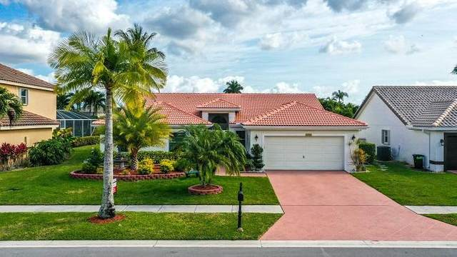 5756 Descartes Circle, Boynton Beach, FL 33472 (#RX-10597689) :: Ryan Jennings Group